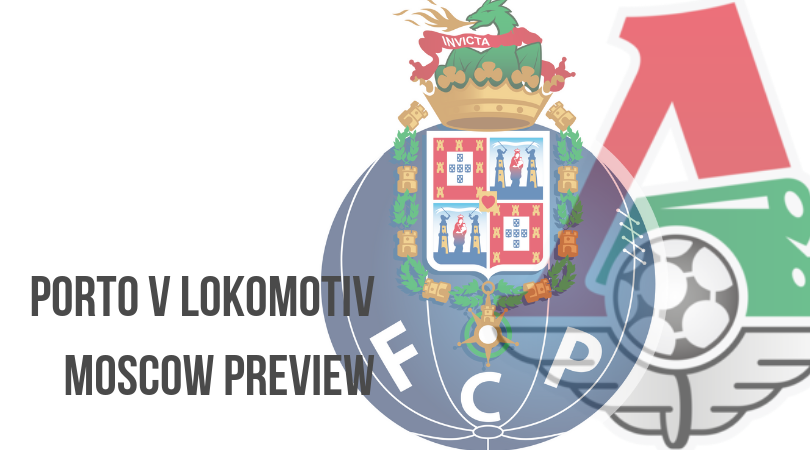 Portuguese giants FC Porto welcome striving Lokomotiv Moscow at the Dragao