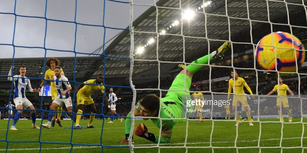 Brighton vs Chelsea 1-2  Match Report and Player Ratings