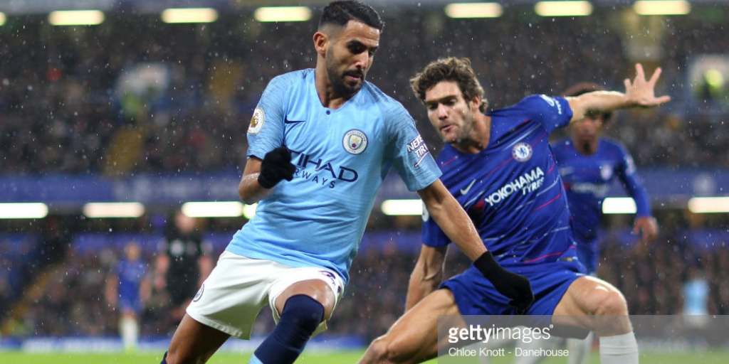 Chelsea vs Manchester City 2-0 Match Report